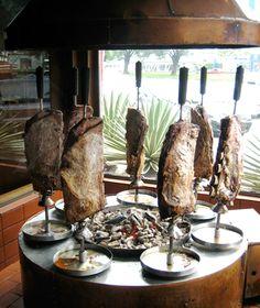 Melhor churrasco do mundo, Fogo de Chao Sao Paulo