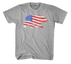 Awesome Baylor Fourth of July T-shirt! #SicEm