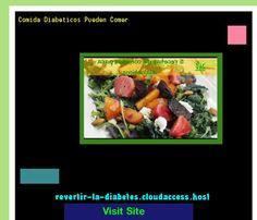 Comida Diabeticos Pueden Comer 194514 - Aprenda como vencer la diabetes y recuperar su salud.