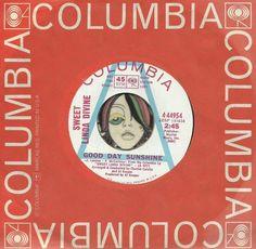 SWEET LINDA DIVINE Good Day Sunshine NORTHERN SOUL R&B 45 RPM RECORD
