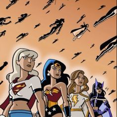 Women of the Justice League