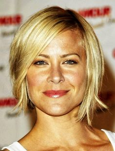 Short haircuts for fine hair pictures