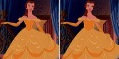 Let's talk about how Disney Princesses are getting real. Sure, they may still be the same unrealistic cartoons on the big screen—but on the Internet they're being altered to reflect realistic body proportions, realistic hair and, most recently, realistic beauty.