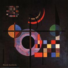 Gravitation, Kadinsky, 1935.