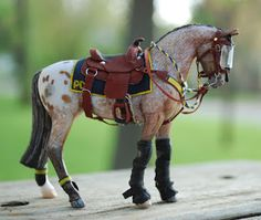 Dreamflite Design Studio Blog: August 2011- Stablemate Police Horse tack- wearing a visor, face shield, and riot boots.