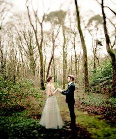 Inspire Wedding | Woods | Inspiration, forest, tree, woodland - forest wedding
