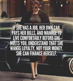 Truth! Strong independent women... all in how youre raised. Thank God for my parents and grandparents and the example they set and they drive and passion for life they instilled in me.