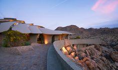 California Desert House by Kendrick Bangs Kellogg
