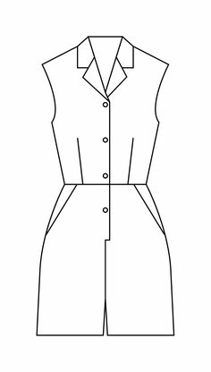 petit main sauvage: The great jumpsuit (and playsuit) tutorial