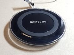 Check out this wireless charging pad for your cell phone! iPhone-compatible charging pads in article as well.