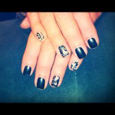 Karen's nails for the CMT awards
