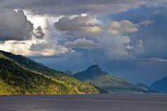 Atardecer Lago Ranco