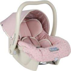 Bebê Conforto Burigotto Touring Angel, oferece duas função: dispositivo de retenção em automóvel e bebê conforto.    Praticidade para você, segurança e conforto para seu bebê.