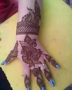 Full Mehndi Designs, Arabic Henna Designs, Mehndi Designs For Beginners, Mehndi Design Pictures, Wedding Mehndi Designs, Mehndi Designs For Fingers, Arabian Mehndi Design, Stylish Mehndi, Beautiful Mehndi Design