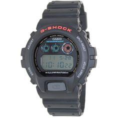 Amazon.com: G-Shock DW6900-1V Men's Black Resin Sport Watch: Casio: Watches
