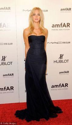 Erin Heatherton - amFAR Gala
