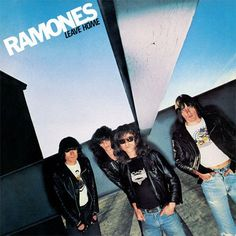 The Ramones - Leave Home 40th Anniversary Deluxe Edition Vinyl LP & 3CD Set July 21 2017 Pre-order