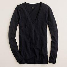 Need these basic long-sleeve v-neck shirts.  I am a size XXS