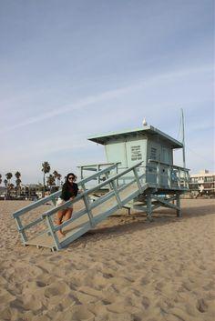 Venice Beach, una playa peculiar