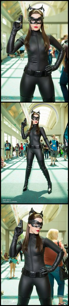 Catwoman Cosplay from San Diego Comic Con 2014 Day 3 www.facebook.com/MannyLlanuraPhoto