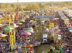These Alabama festivals are an absolute 'must-do' and 14. Is National Peanut Festival - Dothan.