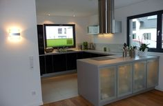 offene küche bodenbelag übergang - Google-Suche