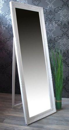 Standspiegel Spiegel JULIA weiß Barock 170 x 55 cm , http://www.amazon.de/dp/B008RX5L6A/ref=cm_sw_r_pi_dp_iJ5-rb00WX7RZ