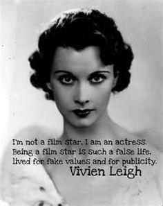 Vivien Leigh... love her so much!