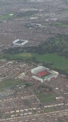 Anfield & Goodison