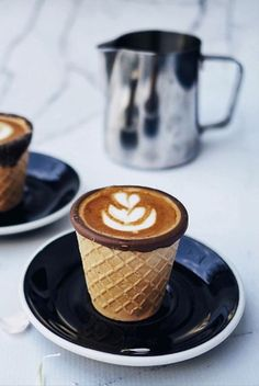 Coffee Cones Are Buzzing on Instagram