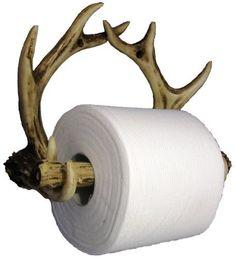 Wildlife Creations Antler Toilet Paper Holder by Wildlife Creations International, http://www.amazon.com/dp/B007RZ7C7U/ref=cm_sw_r_pi_dp_z2gasb0KHHAGW