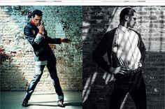 Sean O´Pry para la edición rusa de GQ Style - Otoño / Invierno - 2013 /14