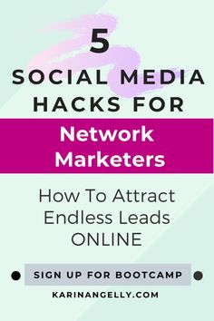 Attraction Marketing Formula Ad Capture Page FB Hacks Social Media Marketing Business, Social Media Tips, Online Marketing, Digital Marketing, Network Marketing Tips, Marketing Strategies, Way Of Life, Pinterest Marketing, Making Ideas