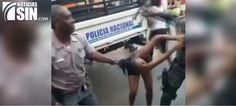 Victimarias de golpiza por parte de agentes policiales anuncian se querellarán