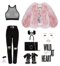 """Untitled #62"" by nuraypva on Polyvore featuring River Island, Dsquared2, Florence Bridge, A.F. Vandevorst, Gucci and Miss Selfridge"