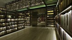 Mexico City library casts its books in a new light