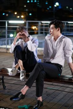 """""""W"""" Reveals Behind-The-Scenes Photos Of Upcoming Finale   Soompi"""