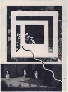 Nachttuin series by Louis Reith