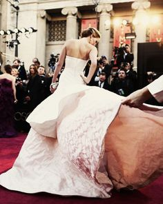 J Law Oscars 2013
