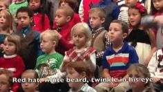 Little girl signing her Christmas pageant to her deaf parents - 9GAG