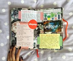 for my journal entries please look in the personal tag! Journal Paper, Scrapbook Journal, Collages, Reflective Journal, Collage Book, Bullet Journal Books, Dream Book, Art Journal Inspiration, Journal Ideas