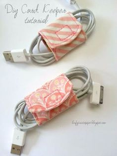 DIY Charging Station Accessories - DIY Outdoor Seating Ideas - If you're after more sewing projects for the home, check out http://www.sewinlove.com.au/category/decorating/