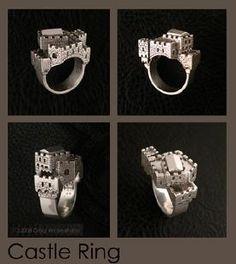 men's castle ring