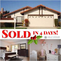 Sold in only 4 days! Just closed today...Merry Christmas! Oceanside home for sale #realestate #oceanside #sold