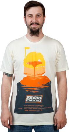 Empire Strikes Back Poster Shirt