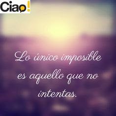 Nada es imposible... #meta  Nothing is impossible...#goal  Rien n'est impossible...#but