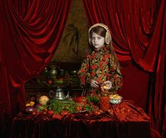 <p>Written by Mateus Andrade Adriana Duque is a Colombia-based photographer that has gained attention throughout the world exploring themes around childhood and creating meticulous mise-en-scènes. Eac
