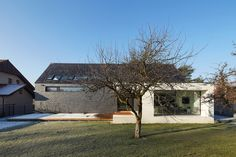 House in Slate / RS+