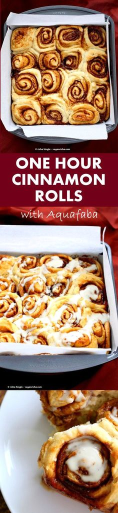 vegan cinnamon rolls. to make gluten free use a good quality gf ap flour with plenty of stretch & make the dough ahead of time to give it time to proof and hydrate let warm up before rolling out. you may have to rechill to keep it together while assembling.