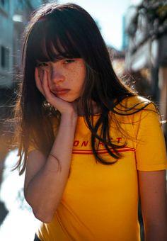 モトーラ世理奈, born on October the new star of the Japanese model world, has an unforgettable face.This year's most popular Japanese model モトーラ世理奈, let's take a look!